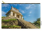 Temple And Blue Sky Carry-all Pouch
