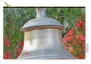 Beautiful Temple Bell At Vishwanath - Himalayas India Carry-all Pouch