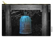 Temple Bell - Buddhist Photography By William Patrick And Sharon Cummings  Carry-all Pouch