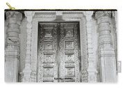 The Ancient Temple Door Carry-all Pouch