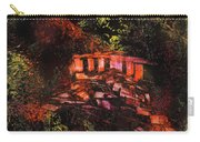 Temple In The Woods Carry-all Pouch