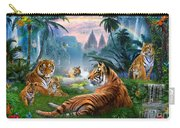 Temple Lake Tigers Carry-all Pouch