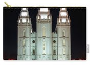 Temple Lights Carry-all Pouch