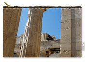 Temple Maze Of Columns Carry-all Pouch
