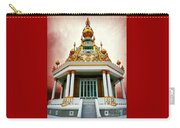 Temple Of Dramatic Art Carry-all Pouch