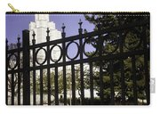 Temple Of Idaho Falls Carry-all Pouch