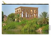 Temple Of Isis Among The Trees Carry-all Pouch