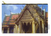 Temple Of The Emerald Buddha Carry-all Pouch