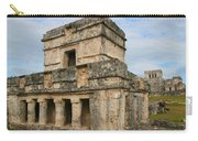 Temple Of The Frescoes Carry-all Pouch