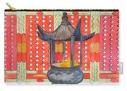 Temple Offerings Carry-all Pouch