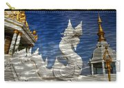 Temple Reflection Carry-all Pouch