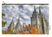 Temple Trees Carry-all Pouch