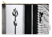 The Temple Trident Carry-all Pouch