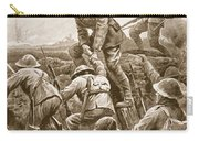 Temporary Major S.w. Loudoun-shand Carry-all Pouch