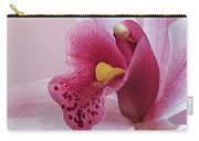 Temptation - Pink Cymbidium Orchid Carry-all Pouch