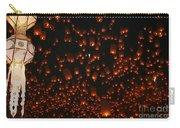 Ten Thousand Lantern Launch Carry-all Pouch
