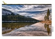Tenaya Lake Reflections Carry-all Pouch