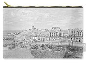 Tenby Harbor Panorama Carry-all Pouch