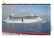 Tendered Ship Carry-all Pouch