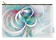 Tendrils 03 Carry-all Pouch by Amanda Moore