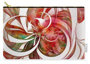 Tendrils 05 Carry-all Pouch by Amanda Moore