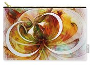 Tendrils 14 Carry-all Pouch by Amanda Moore