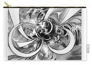 Tendrils In Pencil 03 Carry-all Pouch
