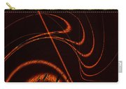 Tendrils Of Fire Carry-all Pouch