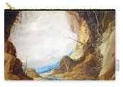Teniers' Vista From A Grotto Carry-all Pouch
