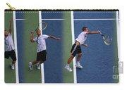 Tennis Serve By Mikhail Youzhny Carry-all Pouch