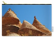 Tent Rocks Geology Carry-all Pouch