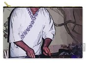 Teppanyaki Cooking  Carry-all Pouch