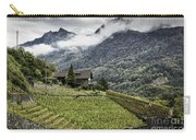 Terraced Vineyard Carry-all Pouch