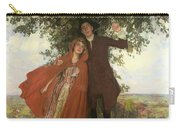 Tess Of The D'urbervilles Or The Elopement Carry-all Pouch