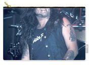 Testament - Chuck Billy Carry-all Pouch