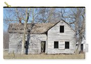 Testimonial To The Past Carry-all Pouch