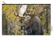 Teton Bull Moose Carry-all Pouch by Gary Langley