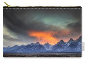 Teton Explosion Carry-all Pouch by Mark Kiver