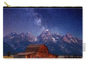 Teton Nights Carry-all Pouch by Darren  White