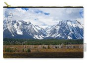 Teton Panorama I Right Panel Carry-all Pouch