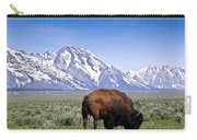 Tetons Buffalo Range Carry-all Pouch