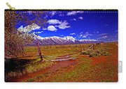 Tetons From Antelope Flats Carry-all Pouch