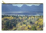 1m9209-tetons From Signal Mountain, Wy Carry-all Pouch