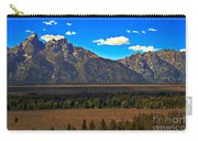 Tetons Mountians Carry-all Pouch