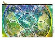 Tetra64 Polarity Earth Carry-all Pouch by Derek Gedney