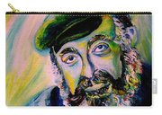 Tevye Fiddler On The Roof Carry-all Pouch