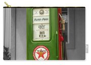 Texaco Gas Pump Carry-all Pouch