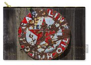 Texaco Sign Carry-all Pouch