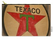 Texaco Star Carry-all Pouch