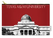 Texas A And M University - Dark Red Carry-all Pouch